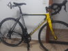 Speed cannondale carbono supersix